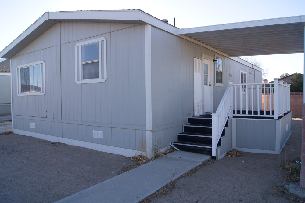 Double Wide Mobile Home Available For Rent In Ridgecrest