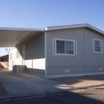 Home driveway, Space #11 Ridgecrest