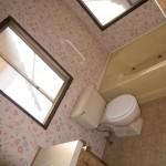 Bathroom 1, Space #24