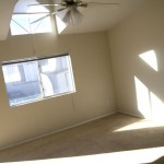 Living room w/ skylight, Space #61