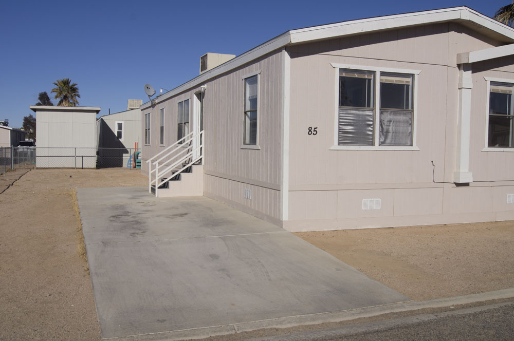 3 bedroom 2 bathroom double wide mobile home in